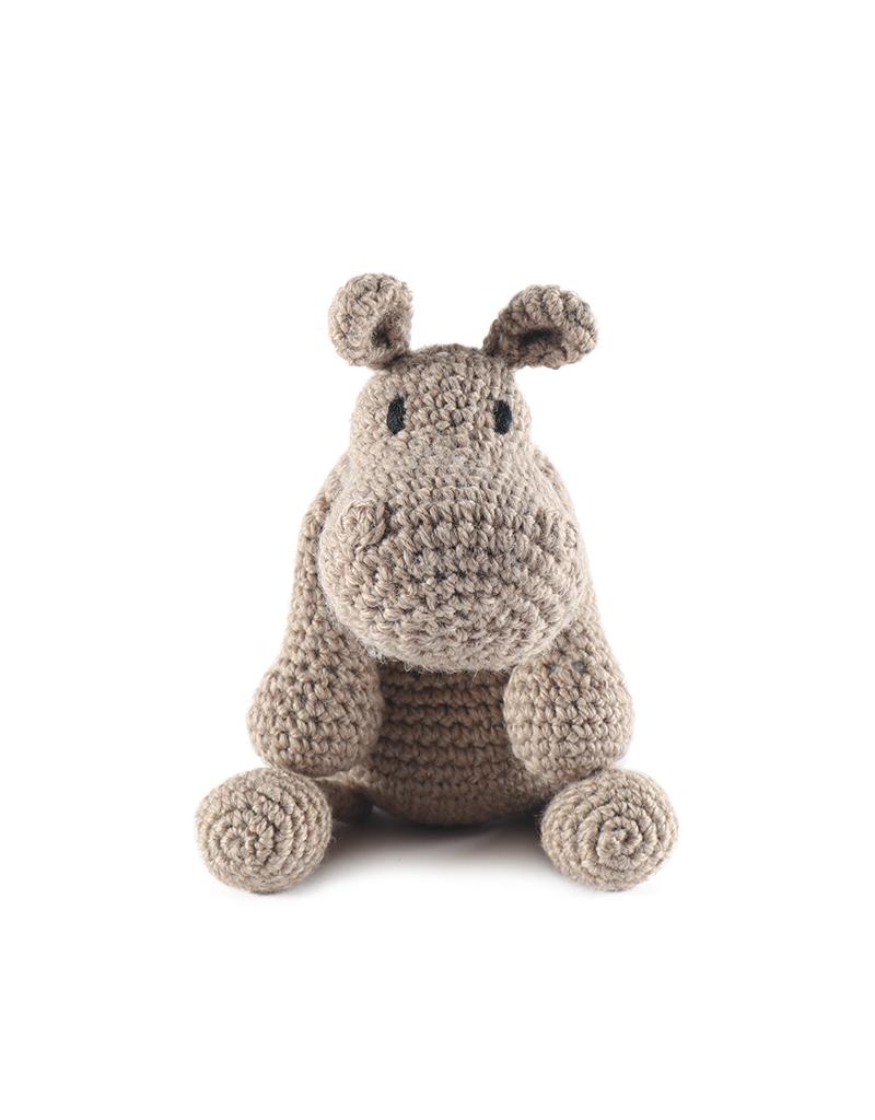 Amigurumi Cute Hippopotamus Free Crochet Pattern | Crochet toys ... | 534x400