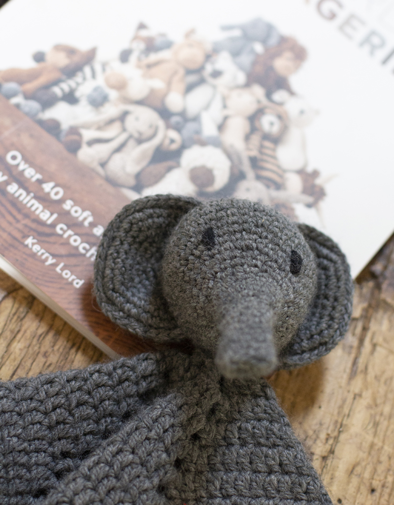 Sweet Little Elephants Free Crochet Patterns | 1024x800