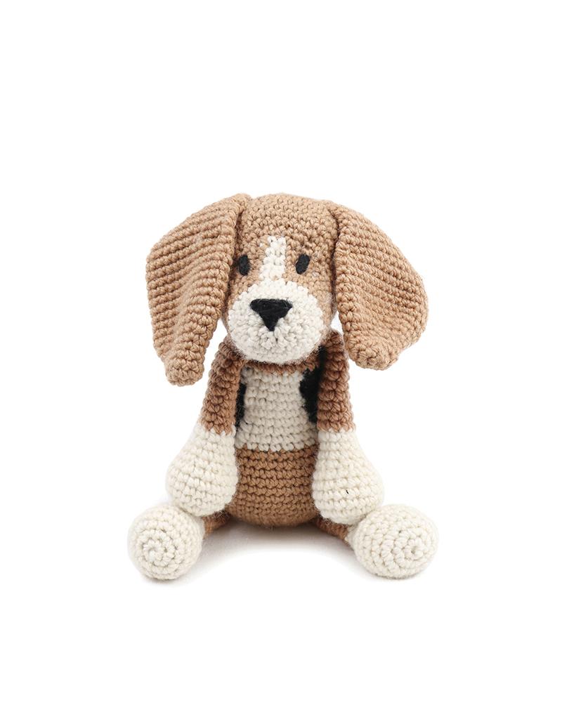 Crochet Basset Hound Amigurumi Project: British Wool | TOFT | 1024x800