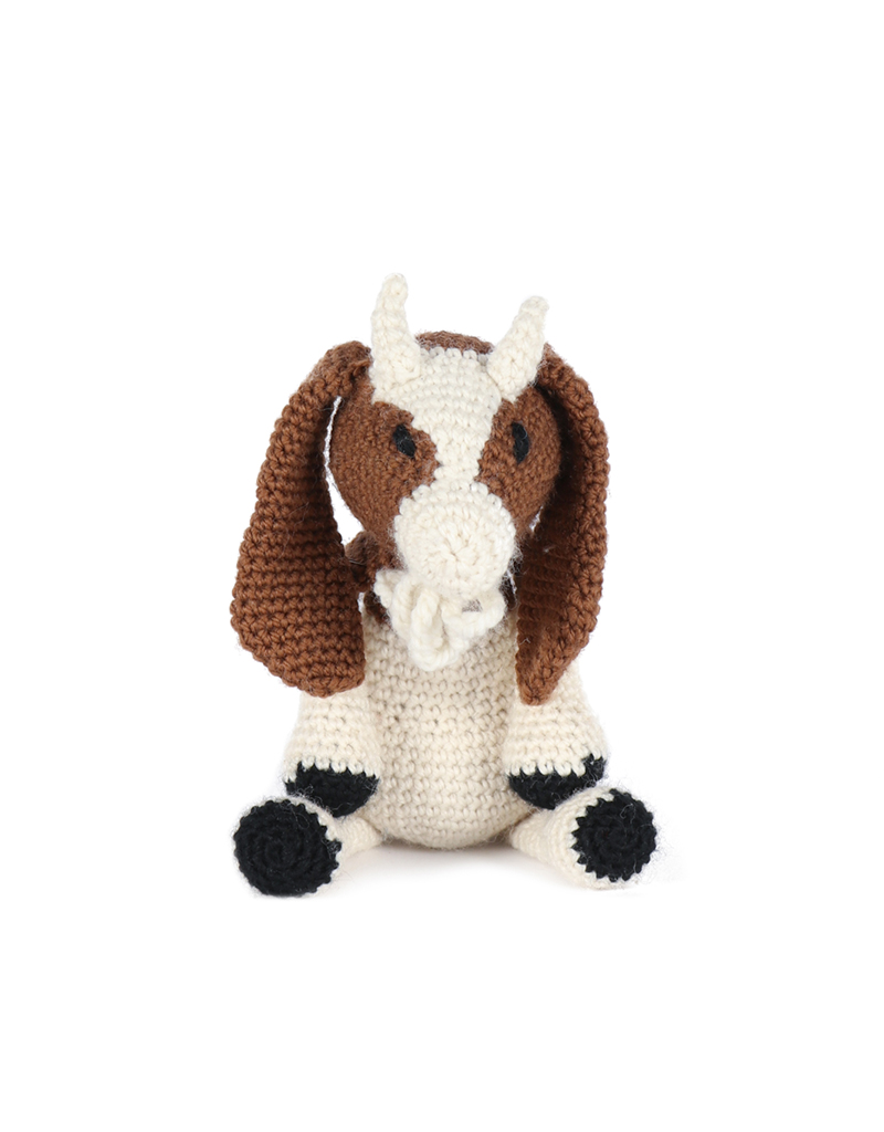 Amigurumi Goat Free Pattern - Crochet Sheep Free Patterns • DIY How To | 1024x800