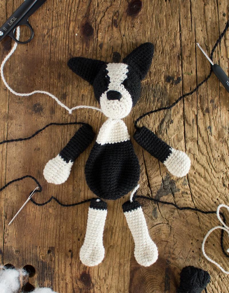Miniature Yorkshire Terrier - Crochet Dog - Micro Amigurumi ... | 1024x800