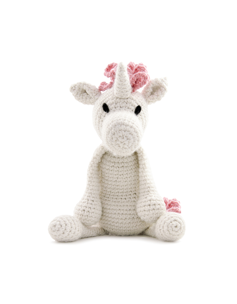 Toft Amigurumi Crochet Unicorn Kit