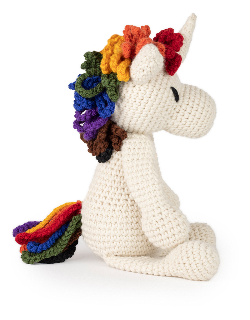 Toft Amigurumi Crochet Large Unicorn Kit