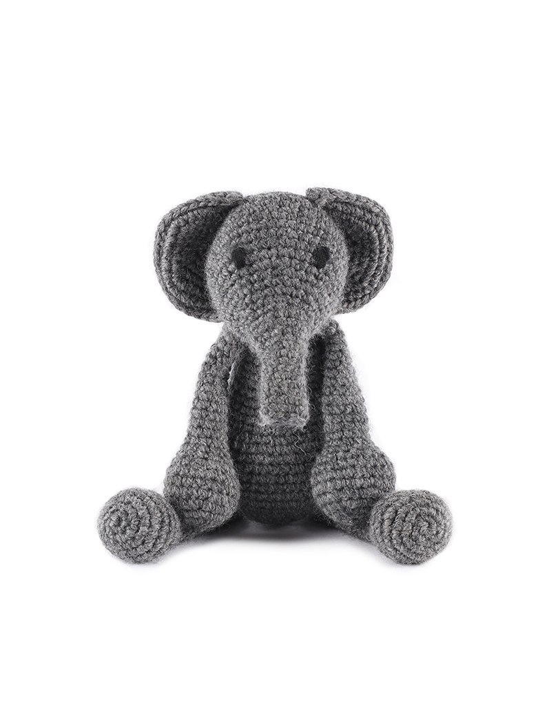 Crochet elephant fingerless gloves--cuutteee!!! in 2020 | Mitenki, Wzory,  Rękawice | 534x400