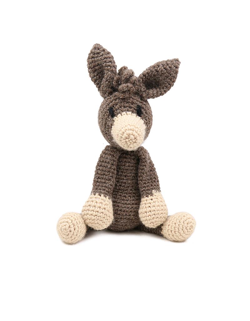 Amigurumi Cute Donkey Crochet Pattern » Amigurumi Crochet Patterns ... | 534x400