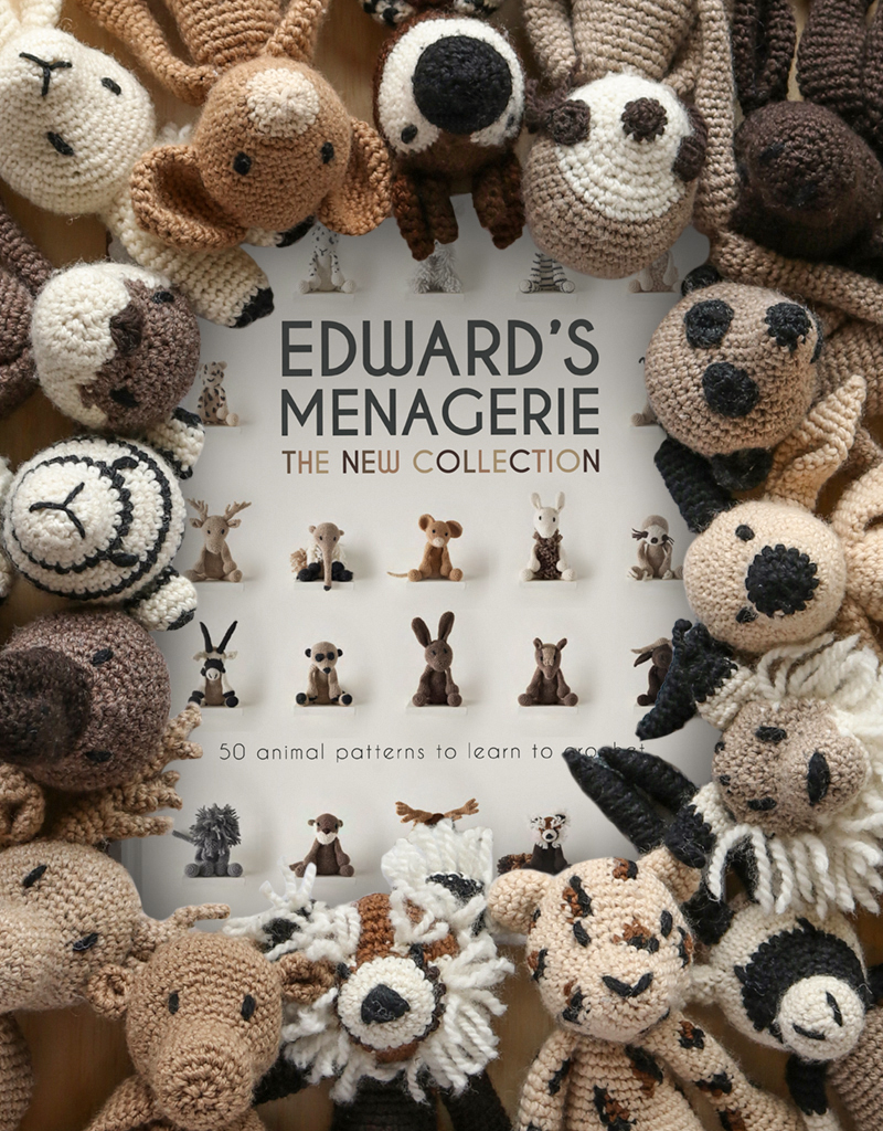 Sweet Crochet Friends Book Review – A Menagerie of Stitches | 1024x800