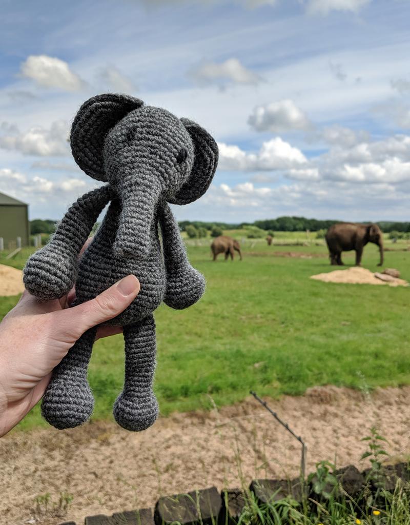 Bridget the Elephant Kit