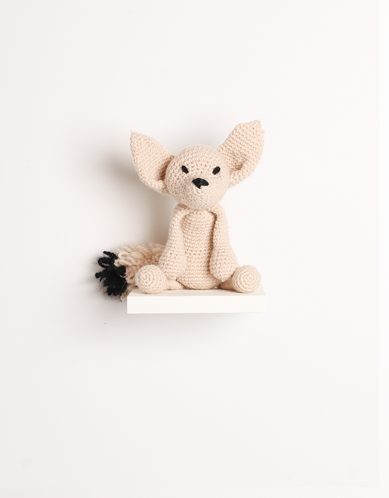 Fennec Fox Crochet Pattern PDF Instant Download Newton | Etsy | 1024x800