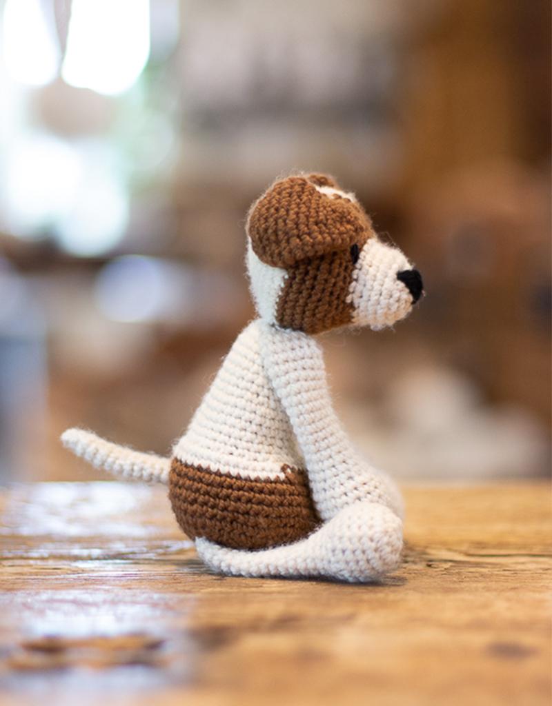 Jack Russell Terrier Crochet Pattern, Crochet Dog Pattern, Crochet ... | 1024x800