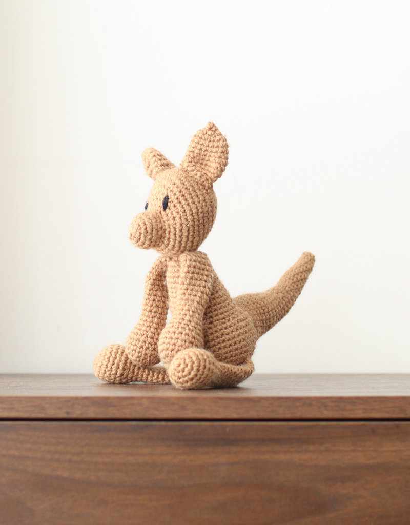 Amigurumi Baby Kangaroo Pattern – Knitting Concept   1024x800