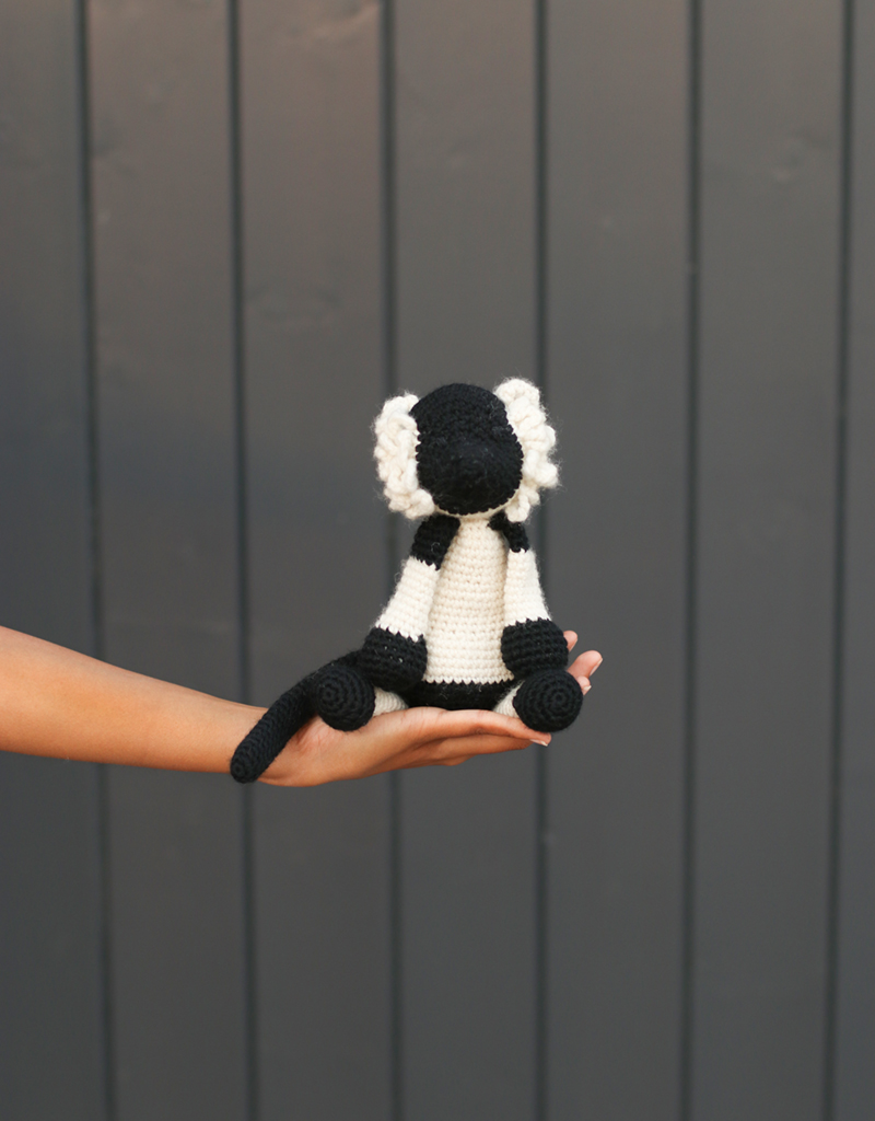 Sartù the Amigurumi Lemur | PDF Crochet Pattern – AiraliDesign | 1024x800
