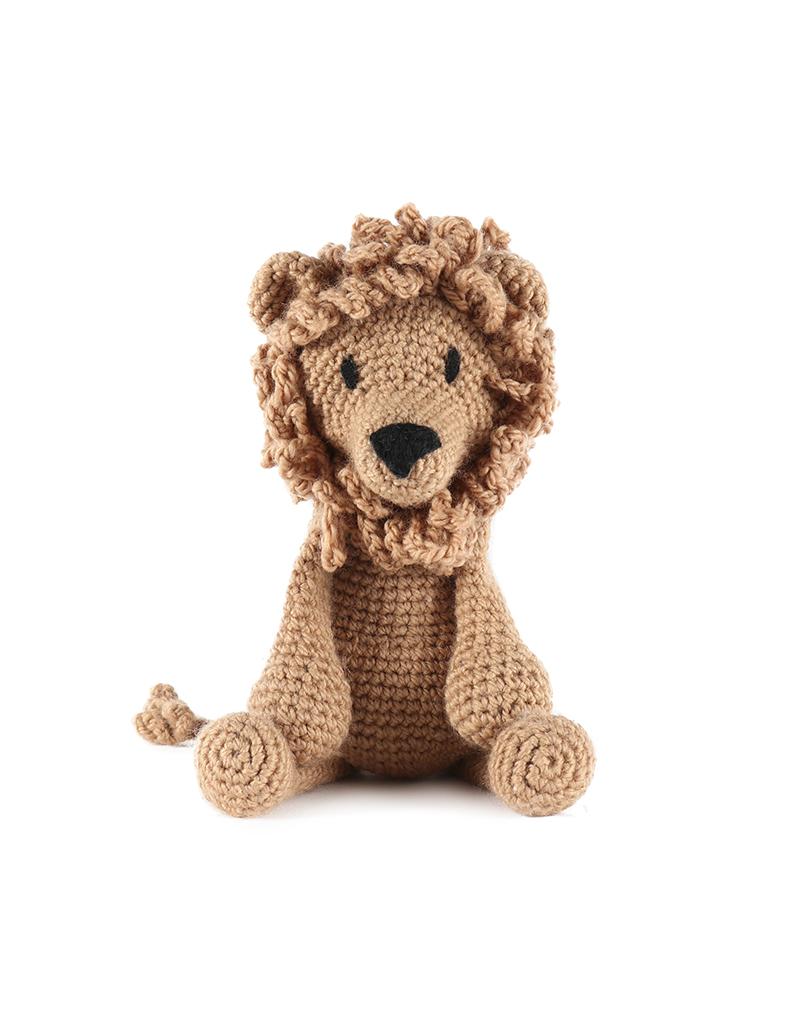 Crochet Lion Amigurumi – Free Pattern - DIY 4 EVER | 534x400