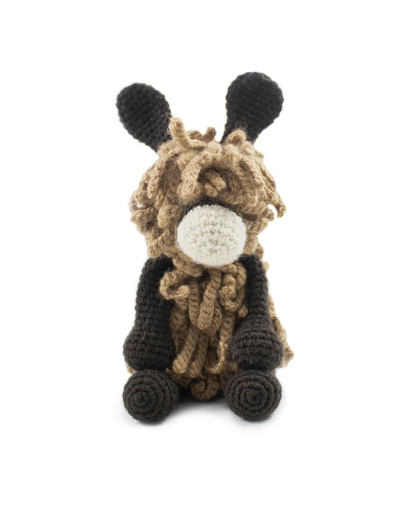 Pedro the Amigurumi Donkey | PDF Crochet Pattern – AiraliDesign | 1024x800