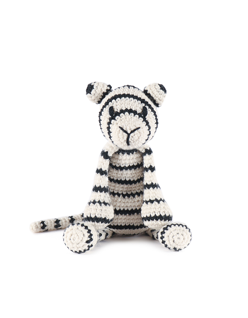 Crochet Safari Series Tiger Crochet Pattern and 50 similar items ... | 1024x800