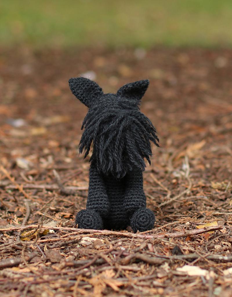 Amigurumi Scottish Terrier | Scottish terrier, Crochet hats, Crochet | 1024x800
