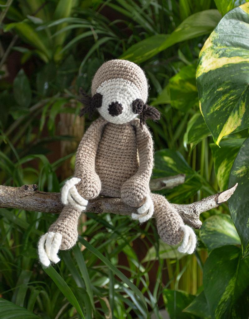 Sloth Amigurumi - Free Crochet Pattern | Craft Passion - YouTube | 1024x800