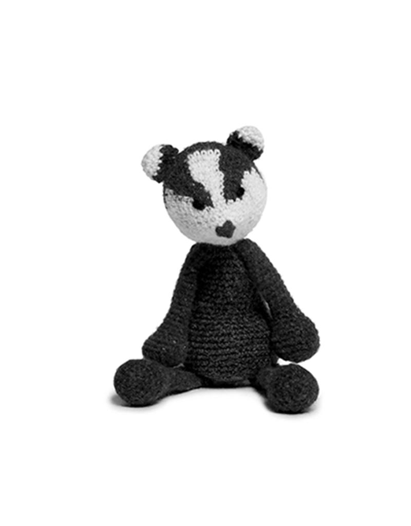 badger crochet pattern free - Google Search | Crochet toys ... | 1024x800