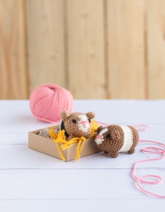 How to Crochet: PETS Mini Menagerie book by Kerry Lord