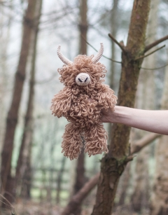 Morag the Highland Coo
