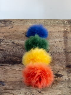 TOFT Bright Pom Pom Bundle