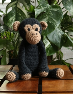 Large Benedict the Chimpanzee