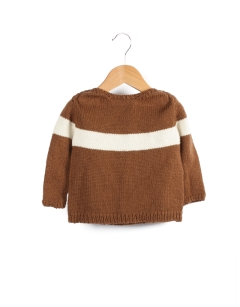 Baby Block Stripe Sweater