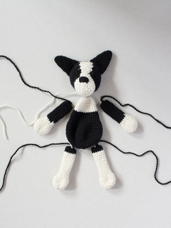 Sewing Up your Edward's Menagerie Animal Fri 5th July (PM)