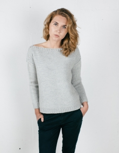 Box Fit Sweater