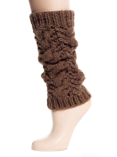 FREE Cable Lace Legwarmers pdf
