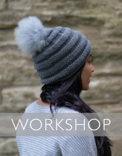 Learn to Knit: Strata Hat Saturday 9th November (AM)