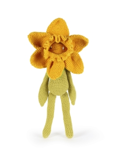 Crochet your own: Daffodil