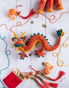 Bo the Chinese Dragon