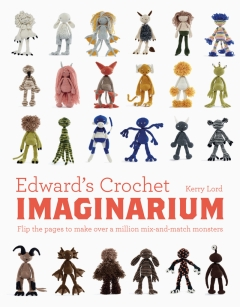 Edward's Imaginarium Book by Kerry Lord