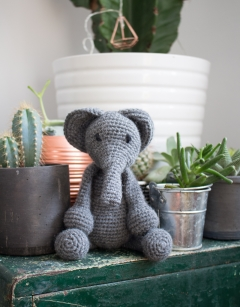 Bridget the Elephant
