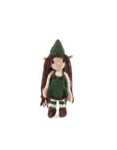 Mini Elfie Doll