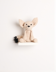 Stephanie the Fennec Fox