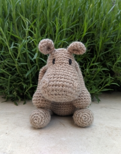 Georgina the Hippo