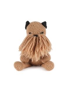 Crochet Mastiff Amigurumi Project: British Wool | TOFT | 320x240