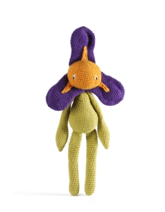 Crochet your own: Iris