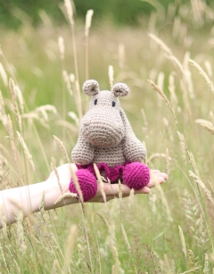 Georgina the Ballerina Hippo
