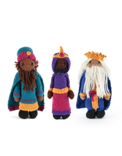 Mini 3 Kings Doll Bundle