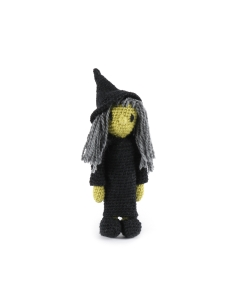 Mini Witch Doll