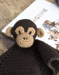 Benedict the Chimpanzee Comforter