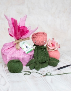 Crochet your own: Rose