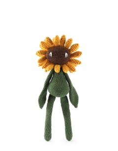 Crochet your own: Sunflower
