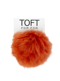 TOFT Orange Pom Pom
