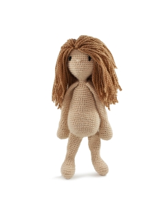 Basic Doll with Long Hair