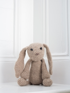Crochet Emma the Bunny Wed 19th June (PM)