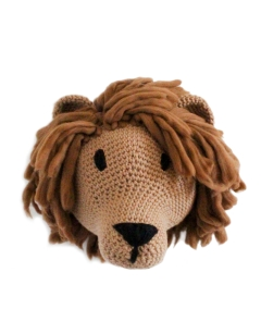 Giant Rufus the Lion Head