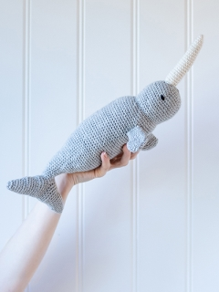 Lewis the Narwhal